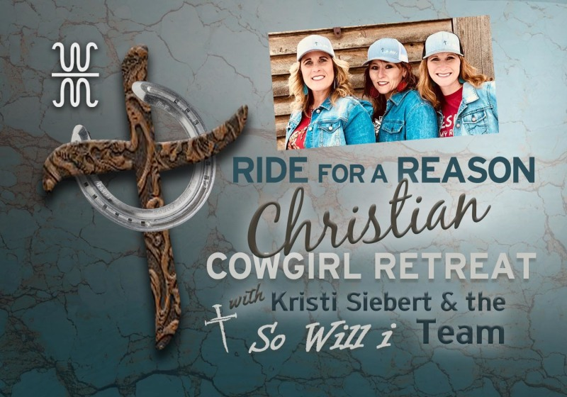 Cowgirl, Retreat, Christian, Faith, Weekend